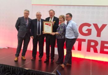 Litho Circuits wins Product of the Show Award at Energy Show
