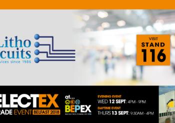 ELECTEX TRADE EVENT BELFAST 2018